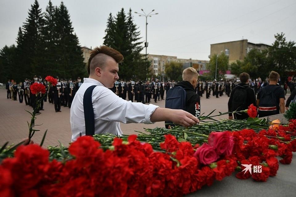 В этот день в России вспоминают жертв терактов