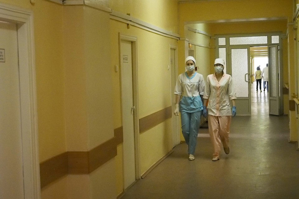 В брянских поликлиниках и больницах - кадровый дефицит.