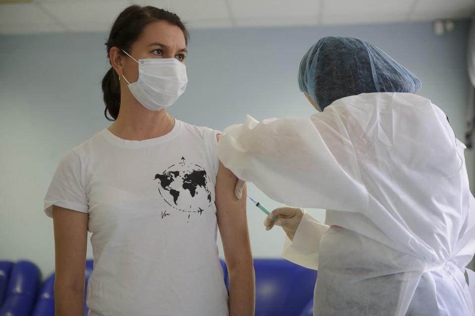 В Самаре началась прививочная кампания от гриппа