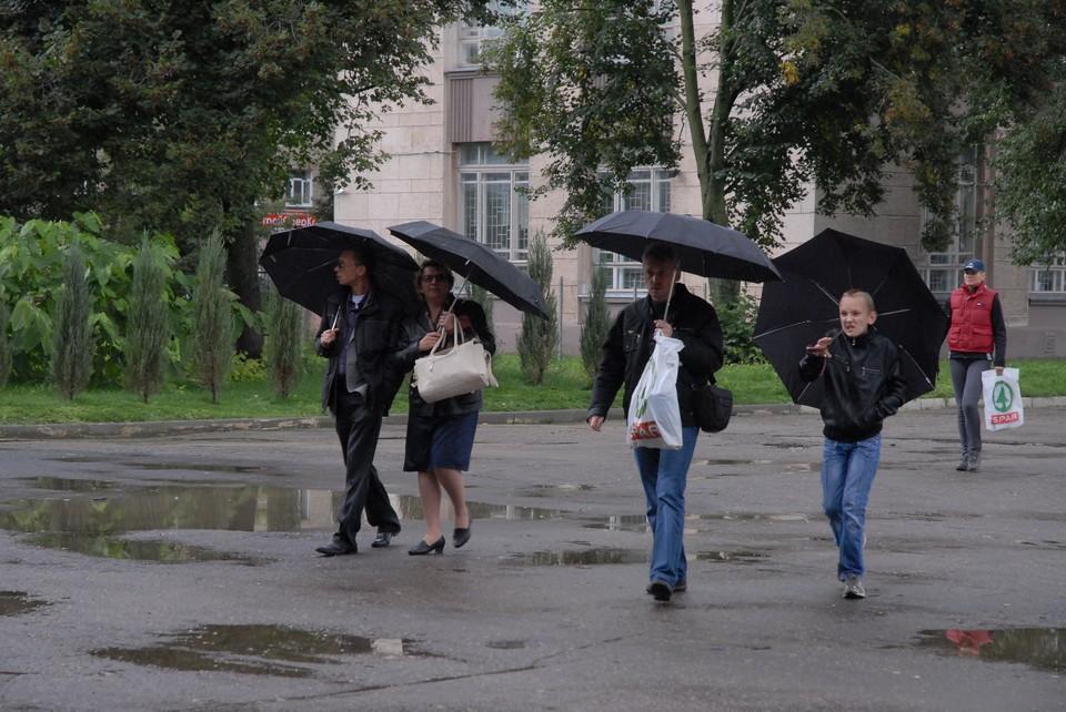 Осеннее настроение пришло в Тулу: прогноз погоды на сегодня, 4 сентября
