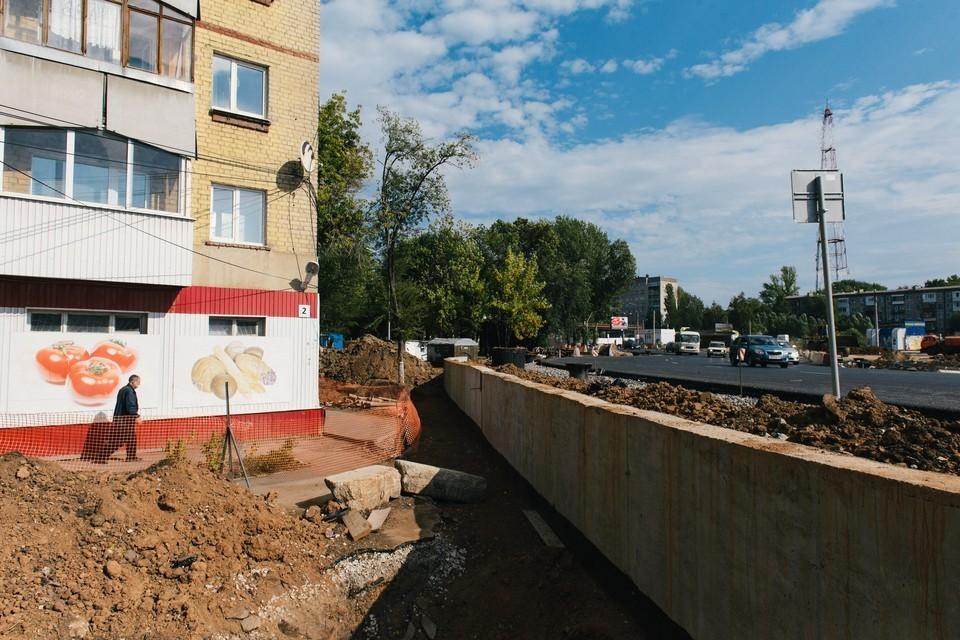 Жители окружающих домов жаловались на развязку еще во время строительства. Но прогресс не остановишь