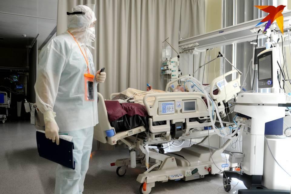 Число умерших от коронавируса в Мурманской области растет.
