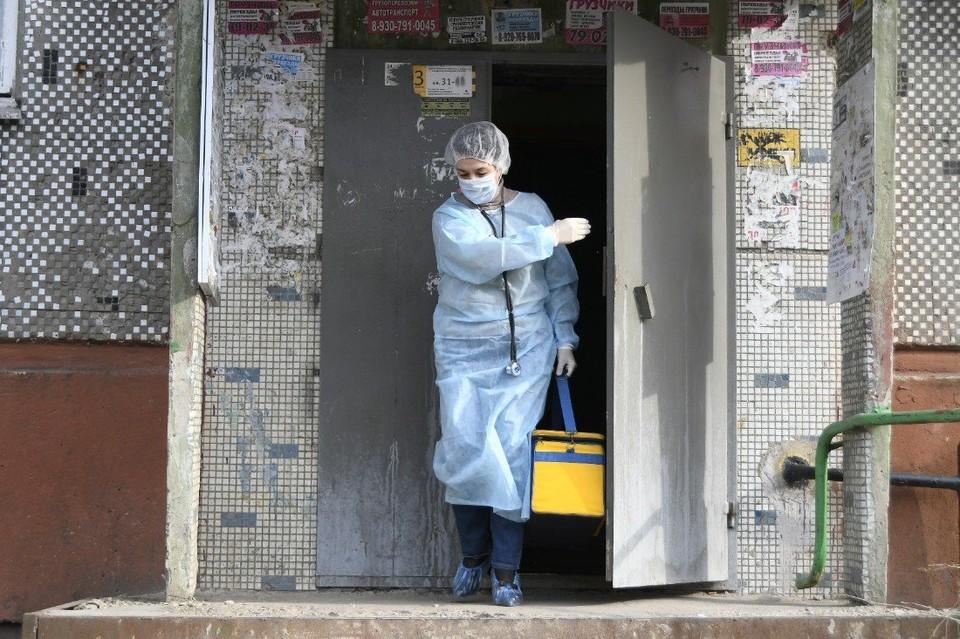 Коронавирус в Тульской области: по данным на 4 сентября, за минувшие сутки коронавирусной инфекцией заболели 108 человек.