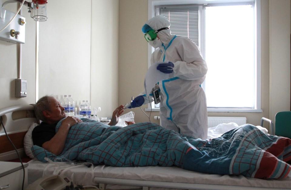 По последним данным, 4 сентября в Волгоградской области ковидом заболели 349 жителей.