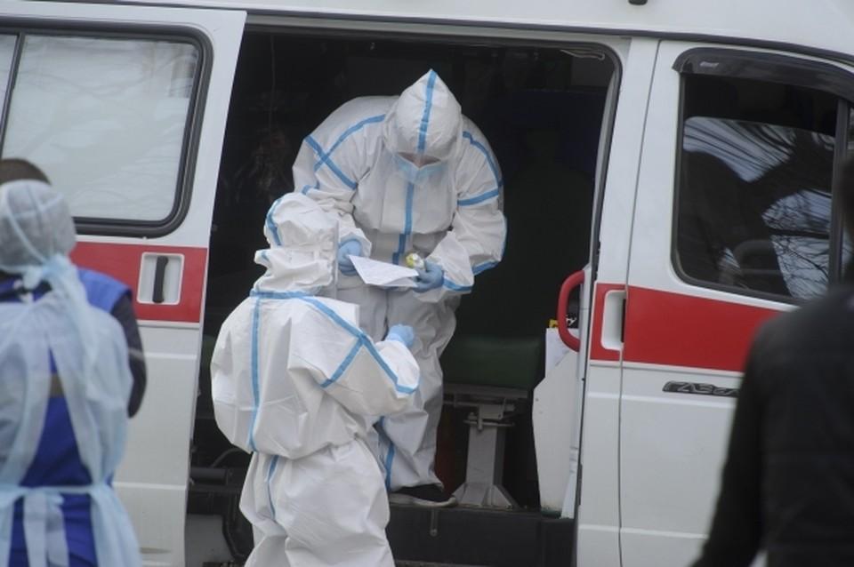 За все время пандемии зарегистрировано 53 094 инфицированных