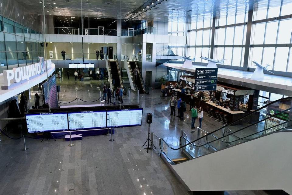 В реконструкцию тюменского аэропорта вложат 8 млрд рублей. Фото - пресс-служба губернатора Тюменской области.