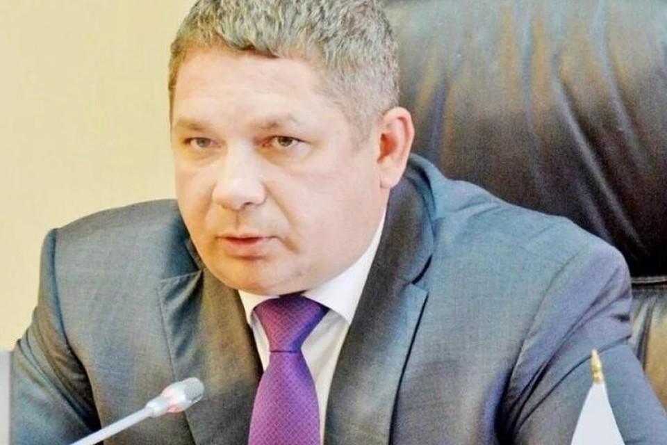 Зампред правительства Ставропольского края Александр Золотарев