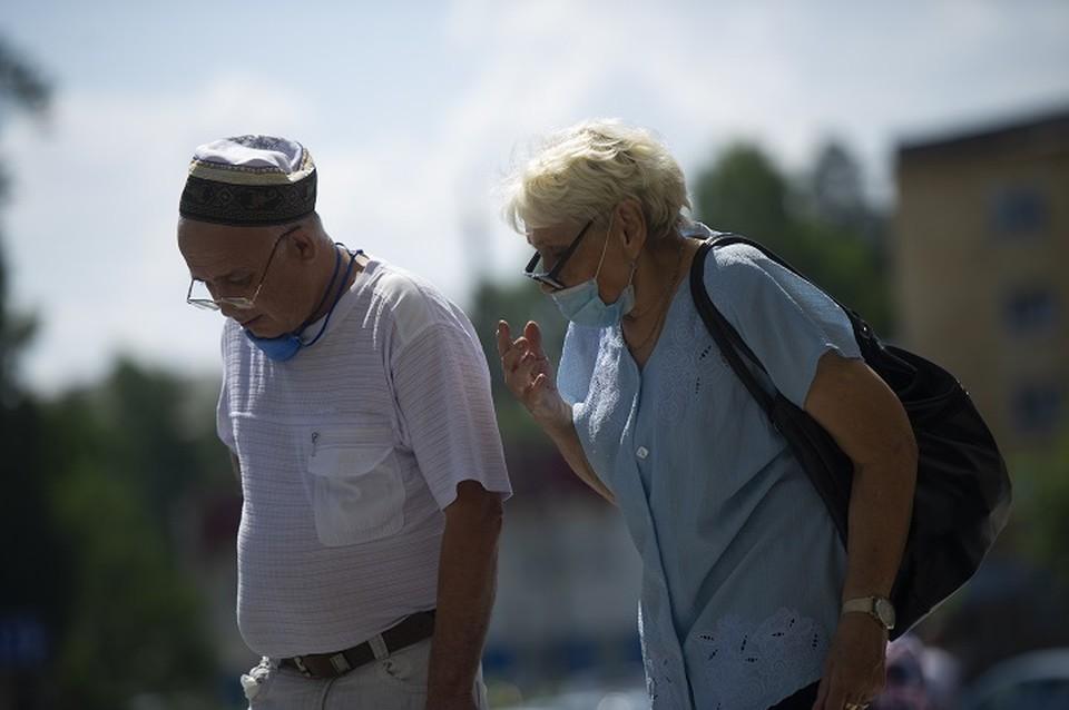 Пенсионеры получат карточки номиналом 150 рублей
