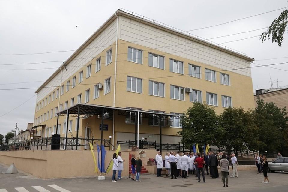 В Старобельской райбольнице в результате «реформы» остались без работы 140 медиков. Фото: ЛугОГА