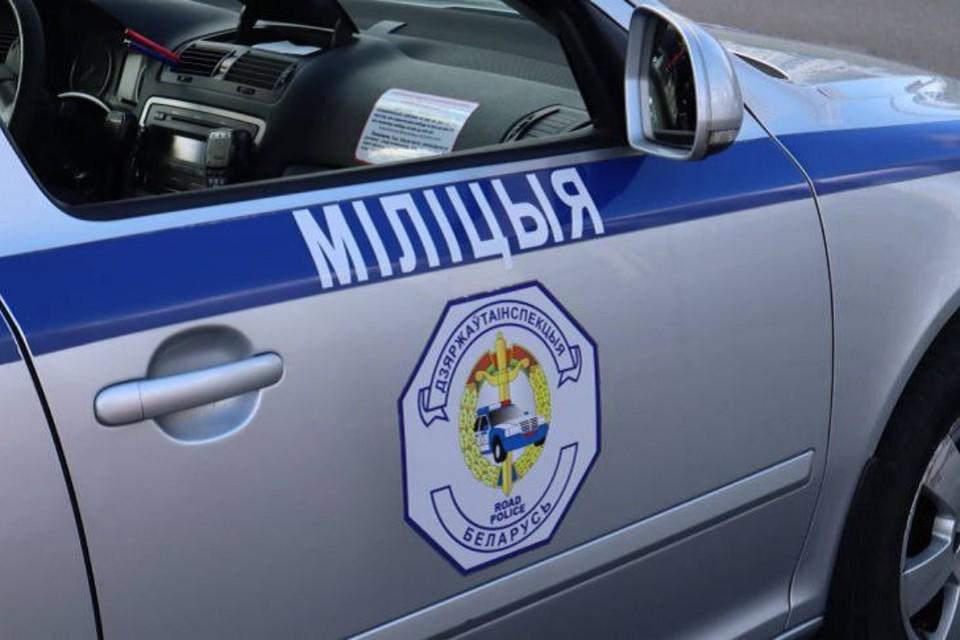 Пьяный житель Полоцка угнал эвакуатор и попал на нем в ДТП. Фото: МВД