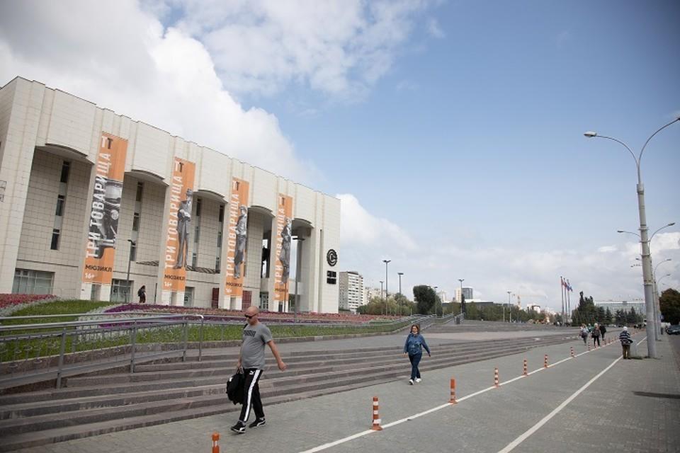 В ближайшие выходные 11 и 12 сентября в Пермь приедет московский Театр Наций.