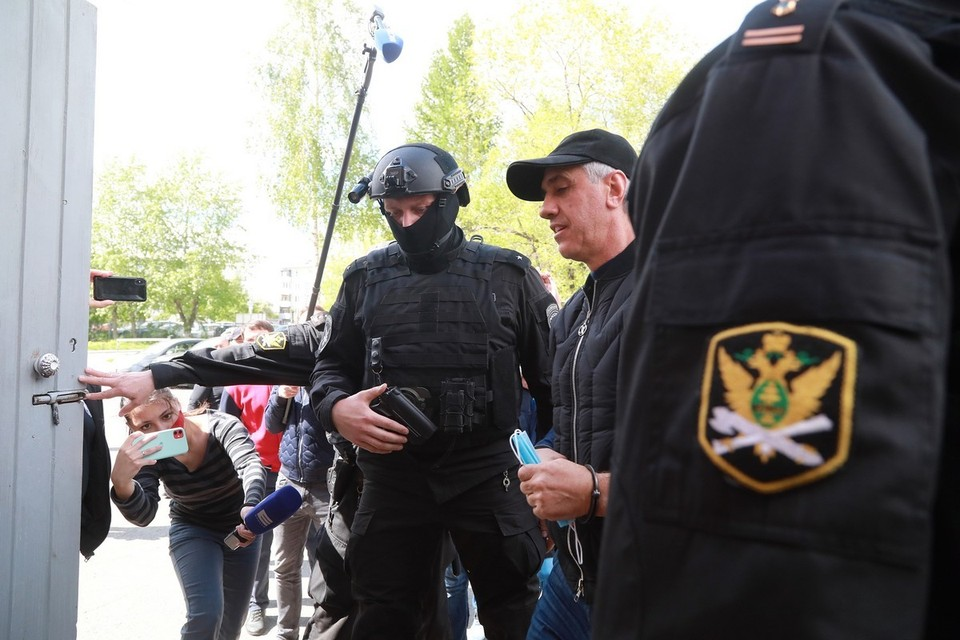Защита красноярского бизнесмена Анатолия Быкова обжалует приговор