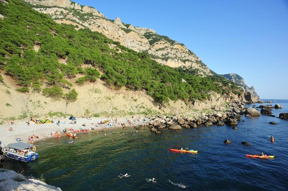 Морская вода в Крыму на следующей неделе снова прогреется