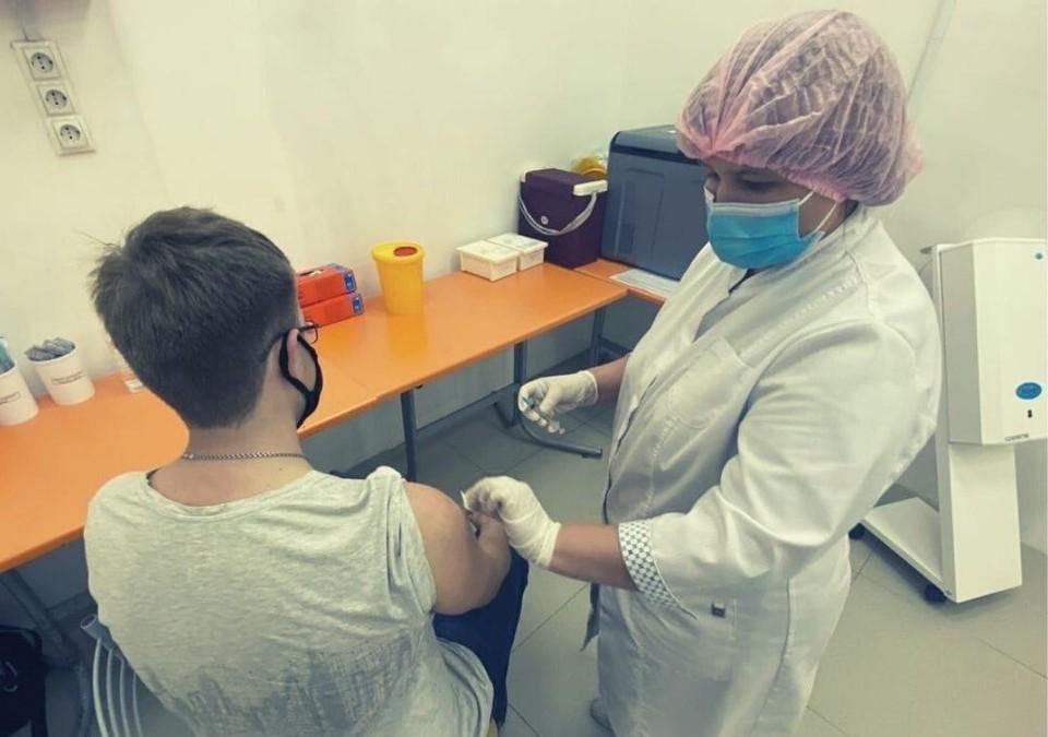 Нижневартовский ковидный госпиталь заполнен на 68 процентов Фото: БУ ХМАО – Югры «НГП»