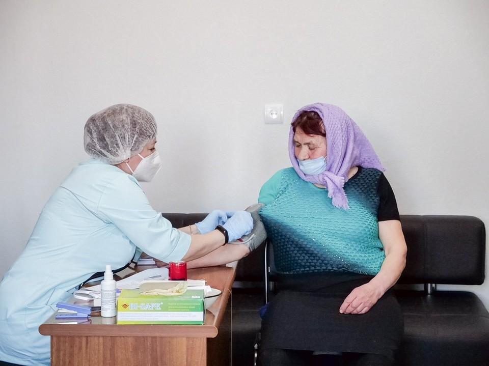 В Самарской области продолжается вакцинация