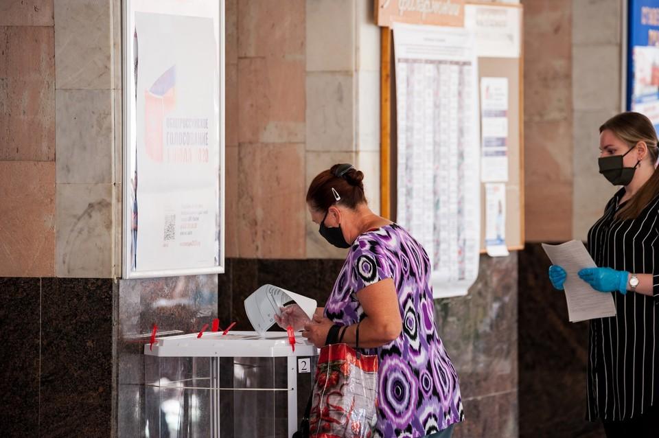 Выборы в Орле пройдут с 17 по 19 сентября