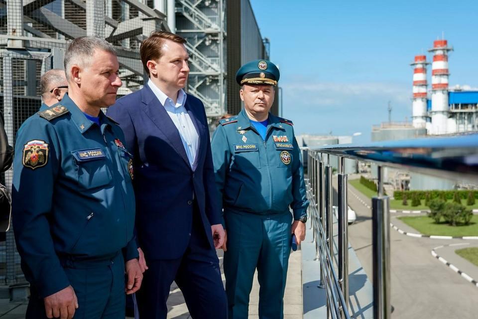 Фото: Telegram-канал главы Сочи Алексея Копайгородского