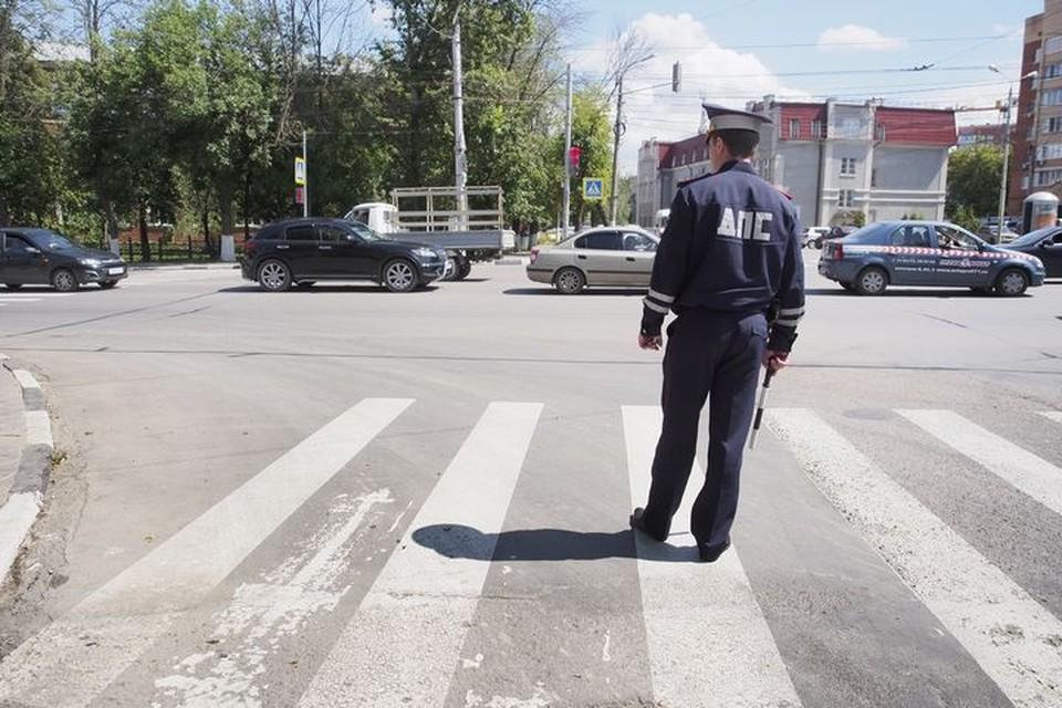 Мужчина, переходивший дорогу, имел признаки алкогольного опьянения
