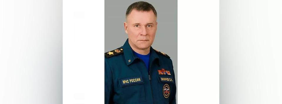 Генерал армии Евгений Зиничев