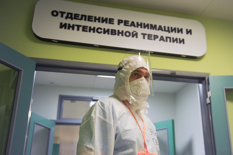В Санкт-Петербурге создали портал с альтернативной аналитикой по коронавирусу.