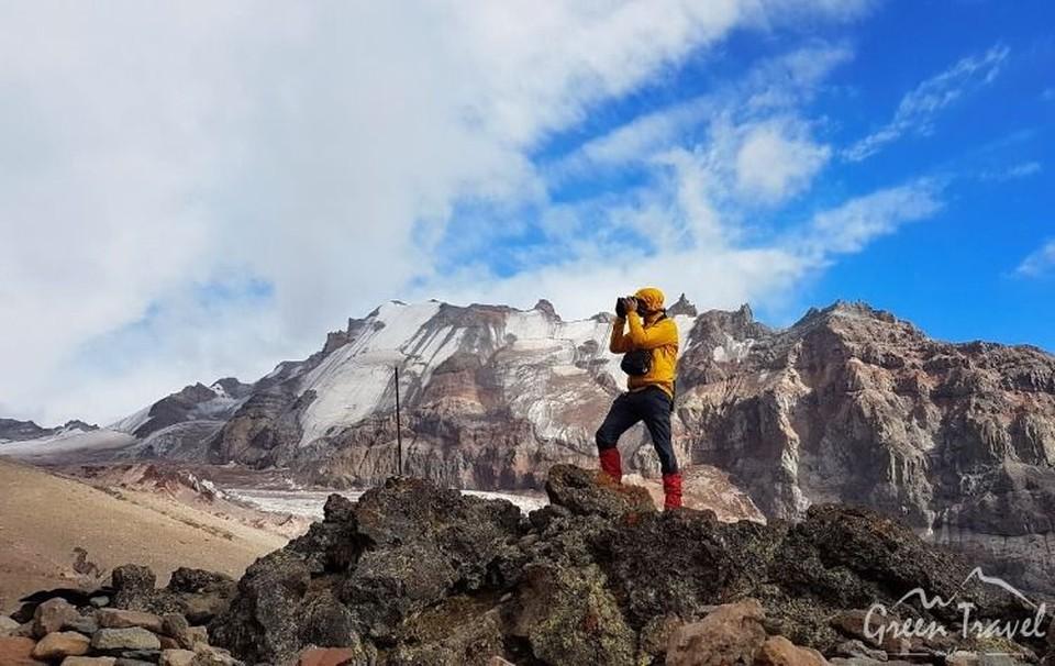 Горы Грузии притягивают множество туристов. Фото: соцсети