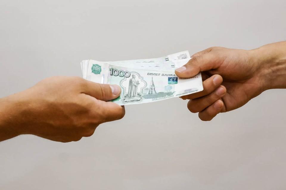 Теперь предприниматель заплатит в два раза больше предложенной суммы