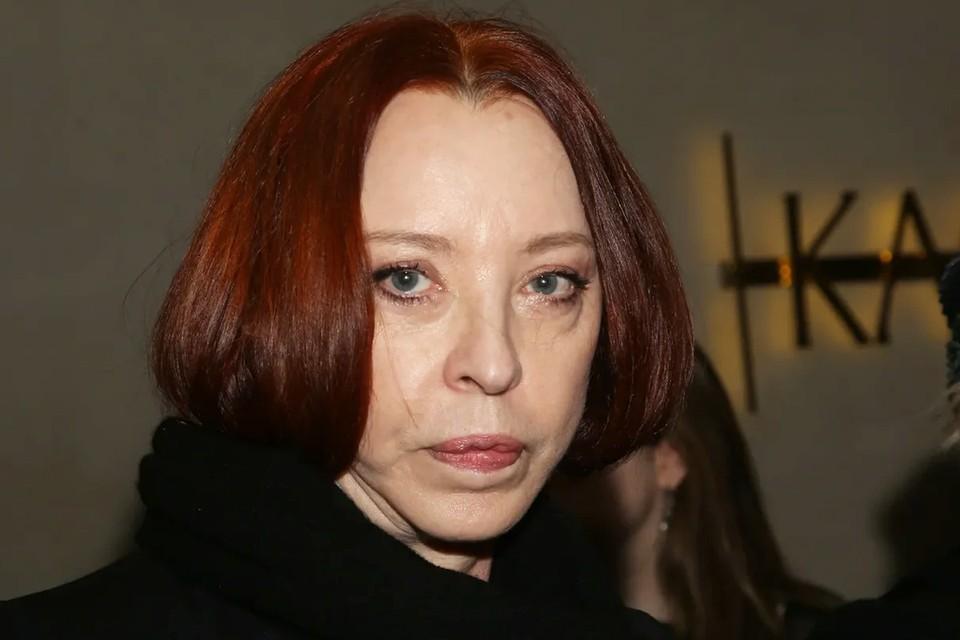"""Анастасия Вертинская на премьере сериала """"Вертинский""""."""