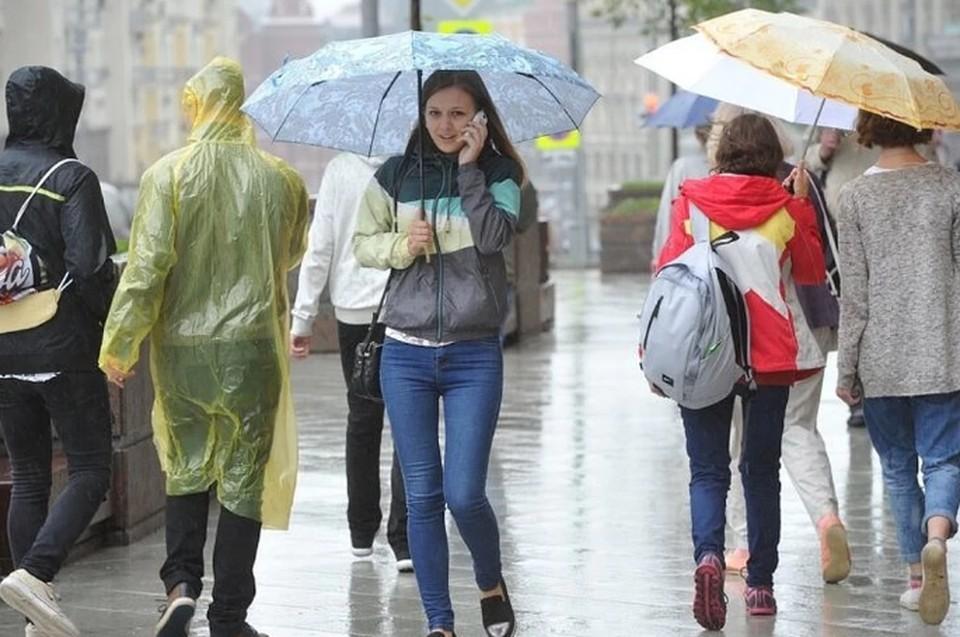В Пермском крае в ближайшие дни погода будет холодной и дождливой.