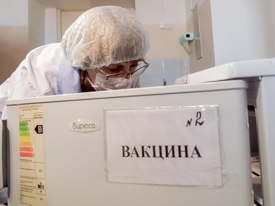 В Самарской области пытаются добиться коллективного иммунитета