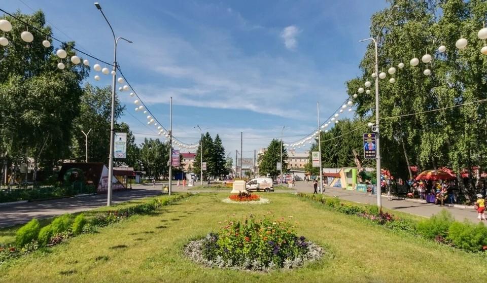 Осенью в парке 30-летия ВЛКСМ запланировали небольшой ремонт. Фото: «Яндекс. Карты»