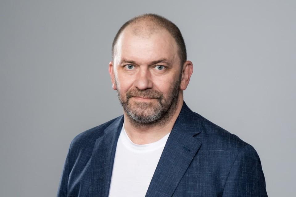 Секретарь Президиума Центрального совета партии по вопросам просвещения и образования Александр Казаков. Фото: личный архив.