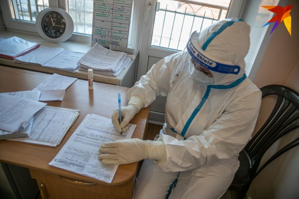Всего с начала пандемии заразились ковидом 69 468 человек.