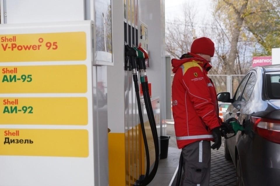 За последнюю неделю цены не бензин в Крыму не изменились