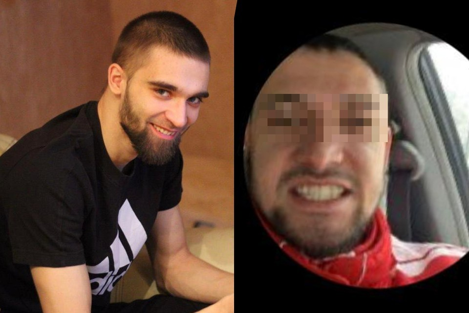 Потерпевший (слева) впал в амнезию. А подозреваемый (справа) отпущен под подписку о невыезде. Фото: предоставлено героями публикации