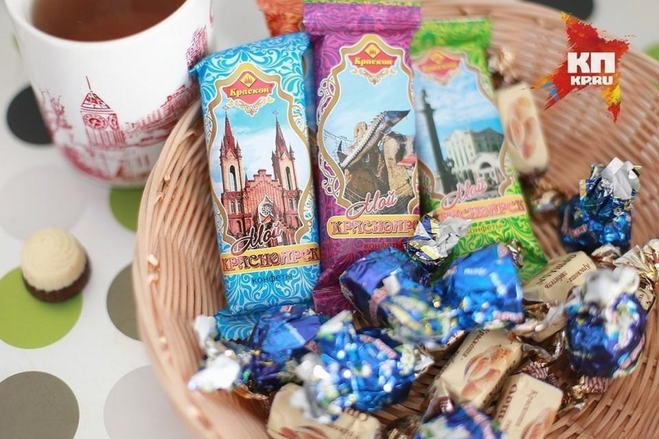 Красноярские конфеты стали участниками конкурса «Вкусы России»