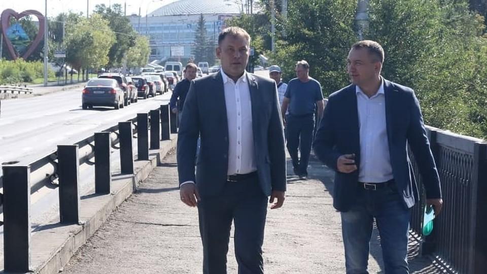 Мэрия Кемерова потратят более 18 миллионов рублей на ремонт Красноармейского моста. Фото: Instagram/ilyaseredyuk.