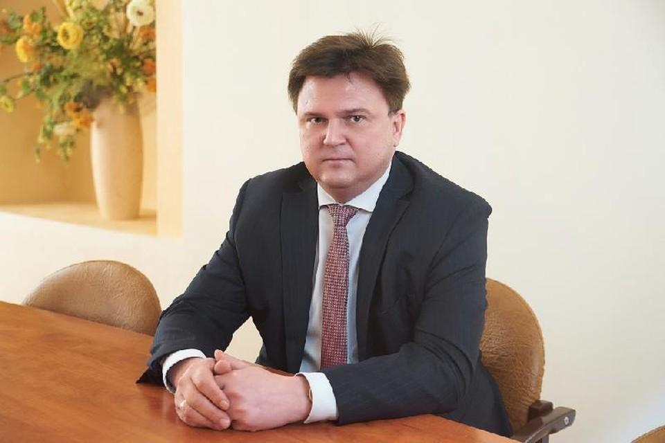 Андрей Лапшин. Фото взято с сайта ННГАСУ (nngasu.ru)