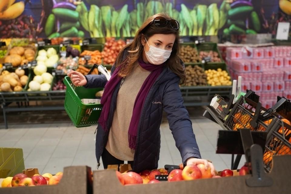 Ревматолог советует отдавать предпочтение растительной пище.