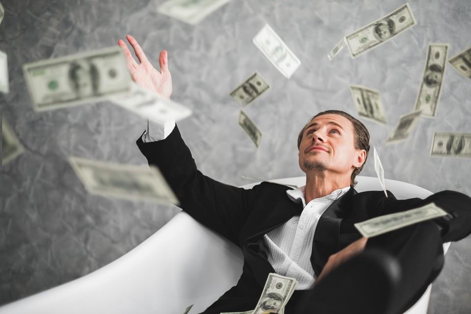 В России живет 297 тысяч долларовых миллионеров