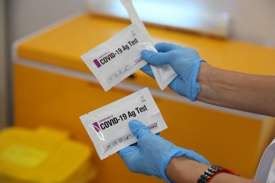 В Красноярском крае за минувшие сутки 358 новых случаев коронавируса