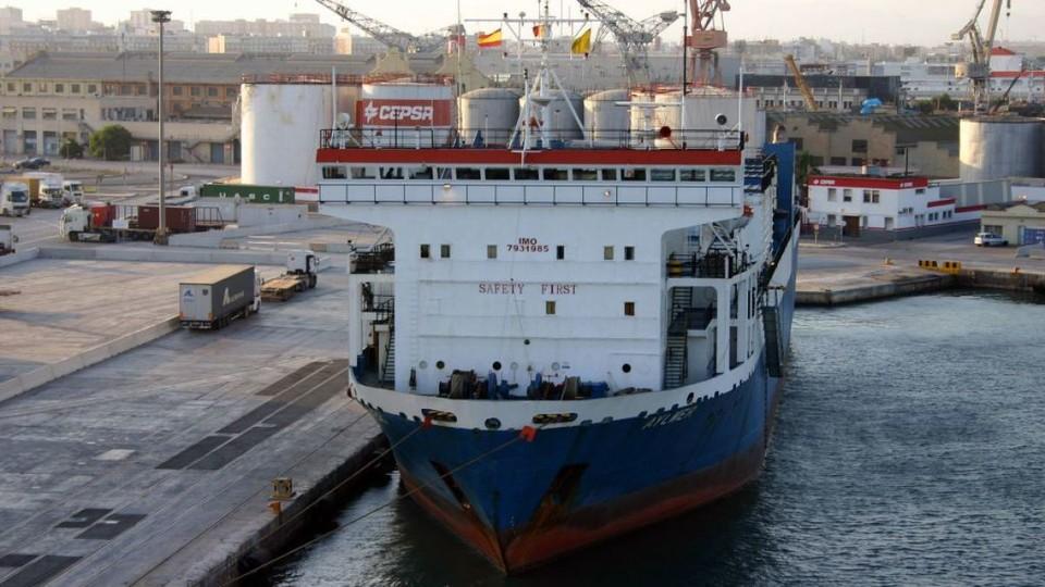 Порт Джурджулешть. Фото: соцсети