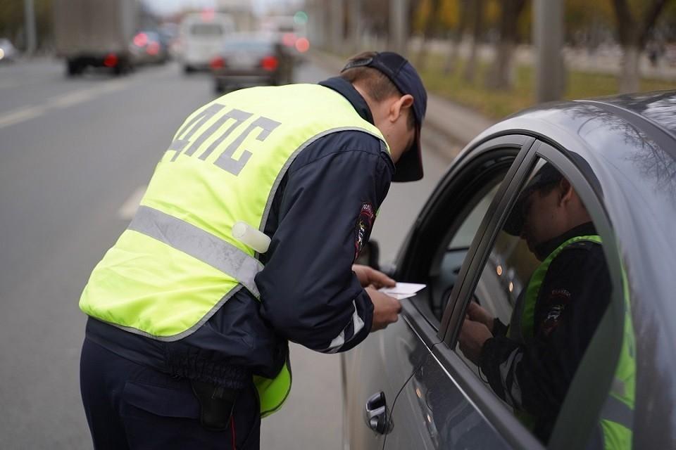 54 пьяных водителя поймали полицейские за один день в Иркутской области