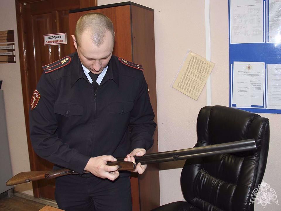 Фото: пресс-служба Управления Росгвардии по Кемеровской области - Кузбассу