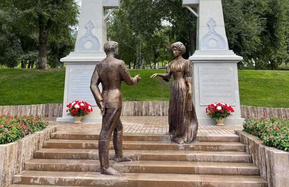 Памятник вальсу появился в Самаре