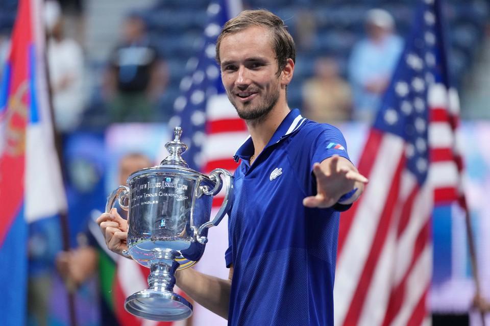 """Губерниев назвал успех Медведева на US Open """"великой победой российского спорта"""""""