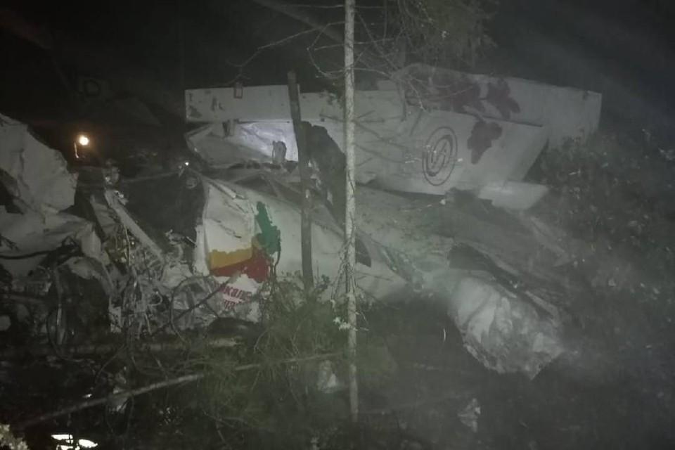 Прокуратура начала проверку по жесткой посадке самолета L-410 рейсом Иркутск - Казачинское. Фото: Восточно0Сибирская транспортная прокуратура.