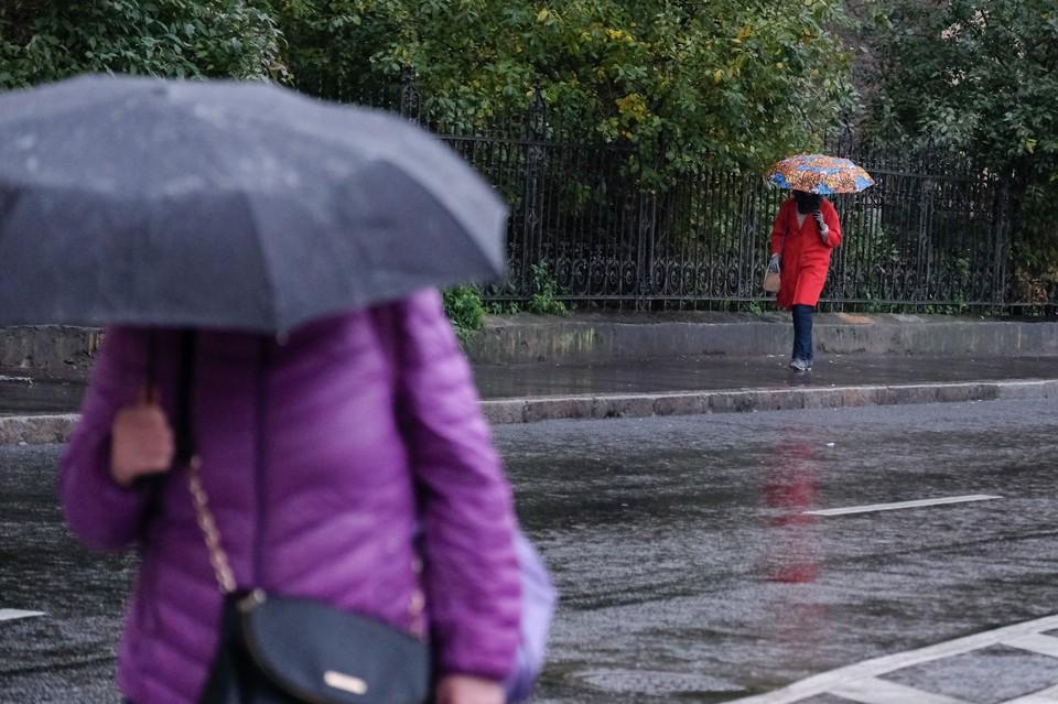 Дожди будут сменяться прояснением. В стороне останется только Владивосток