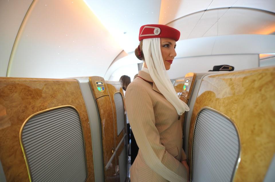 Рейсы в Дубай запланированы осенью, зимой и весной