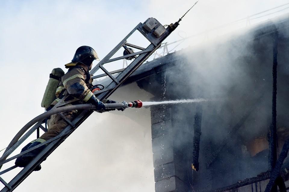 В Тюменской области за прошедшую неделю произошло 43 пожара.