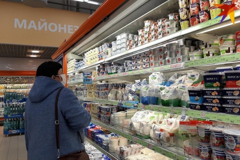 В Белстате рассказали, какие продукты подешевели, а какие стали дороже в августе
